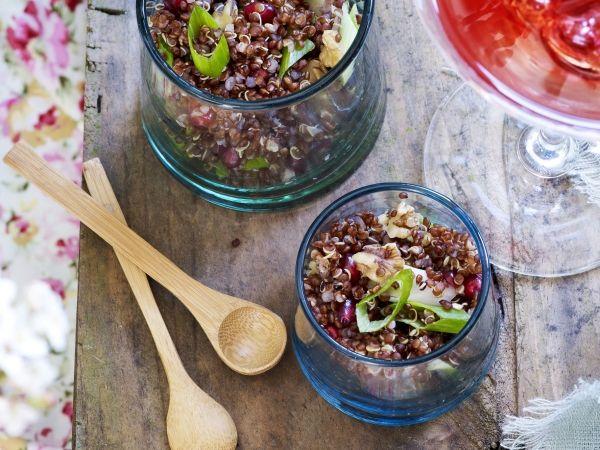 Quinoasalade met noten - Libelle Lekker!