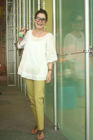 Look da Gloria no dia 6 | Chic - Gloria Kalil: Moda, Beleza, Cultura e Comportamento