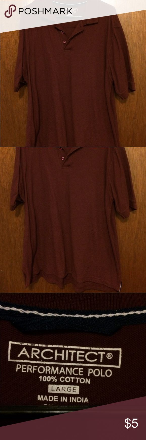 Men's Polo. Large. Must Bundle $3,$4,$5 ITEMS MUST BE BUNDLED😊Prices in this Closet are LOW AND FIRM. No bargaining needed😉 Makes it so much easier to just offer low low prices from the start 😊ASK ALL THE QUESTIONS YOU WANT BEFORE PURCHASING. 😘. TRADE VALUE IS $5.00 HIGHER THAN LISTED SALE PRICE!!😜 I NOW WORK 2 JOBS AND DO POSH AS MUCH AS I CAN. I BOX UP ALL ORDERS FOR THE WEEK ON SUNDAYS AND ALL BOXES ARE SHIPPED ON MONDAY MORNINGS. 💞💞 FOLLOW @dawnstreasures @isagenix @awesomestuff2…