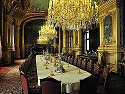 Museo del Louvre, apartamentos de Napoleon III
