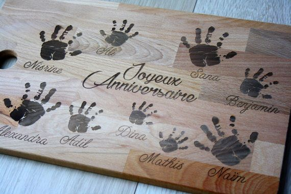 25 best ideas about cadeau grand parents on pinterest - Idee cadeau pour mamie ...