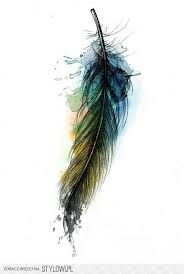 dragon fly watercolour tattoo - Google Search