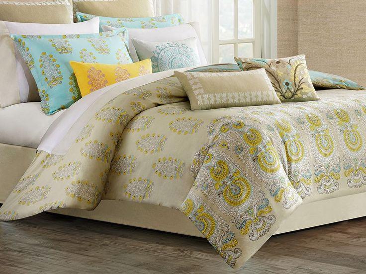 Echo Bedding, Paros Comforter and Duvet Cover Sets - Echo - Bed & Bath - Macy's