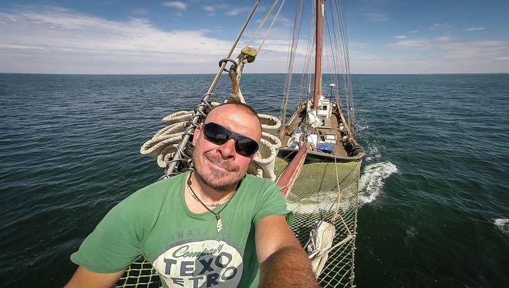 Sigandor - ponad stuletni jacht.