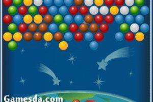 New bubble shooter games