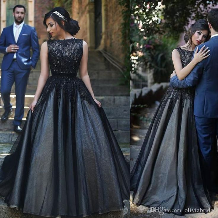 Factory Direct New Arrival Black Lace Prom Dresses Bateau Neckline Princess Style Long Custom Made Evening Gowns Formal Dresses Halter Prom Dresses Long Lace Dresses From Oliviabridal, $146.08  Dhgate.Com