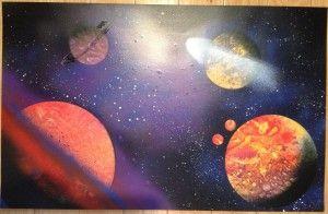 28 best Fantasy Spray Paint Art images on Pinterest ...