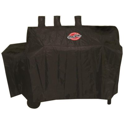 Char-Griller Duo Polyester 63-in Gas Grill Cover