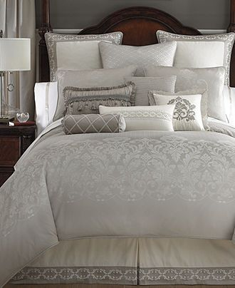 Waterford colleen collection bedding collections bed for Calvin klein jardin collection