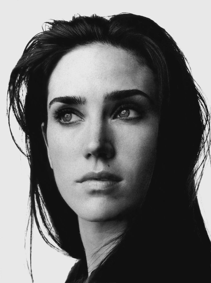 Jennifer Connelly...love her! Not because she's beautiful, but because she is always well spoken, an extraordinary actress, and is VERY smart...attended Yale for two years, Stanford for two years, and is fluent in French and Italian. :)