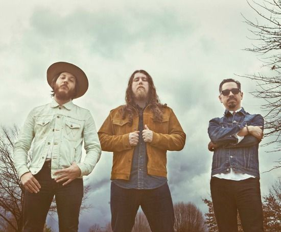 ACL Preview of supergroup Spanish Gold, which includes Adrian Quesada, former Grupo Fantasma member, Patrick Hallahan of My Morning Jacket and Dante Schwebel of Hacienda.