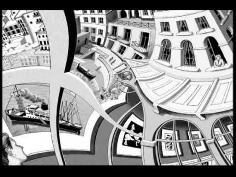 Escher y el efecto Droste / Escher and the Droste Effect - YouTube