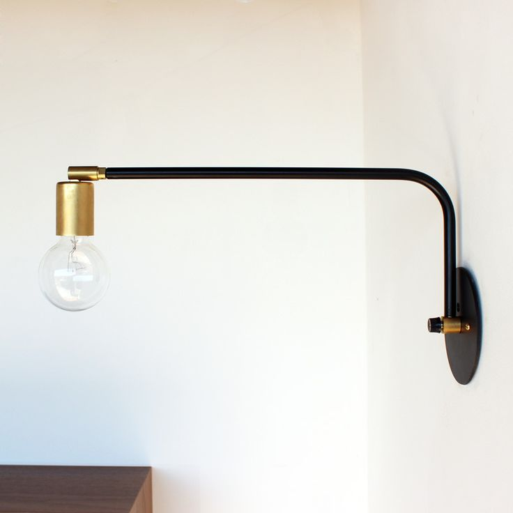Swing Arm Wall Light Kitchen : 1000+ ideas about Swing Arm Lamps on Pinterest Swing Arm Wall Lamps, Wall Lamps and Sconces