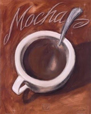 ░ DEFINITELY DESSERT! ░ mocha.: Mocha Cafe, Memorial Dramas, Memorial Memorial Memorial, Darrin Hoover, Art Prints, Ahh Coffeelici, Cafe Memorial, Memorial Cravings, Memorial Art