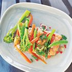 Zalm en groenten en papillote uit de oven van Tana Ramsay - okoko recepten