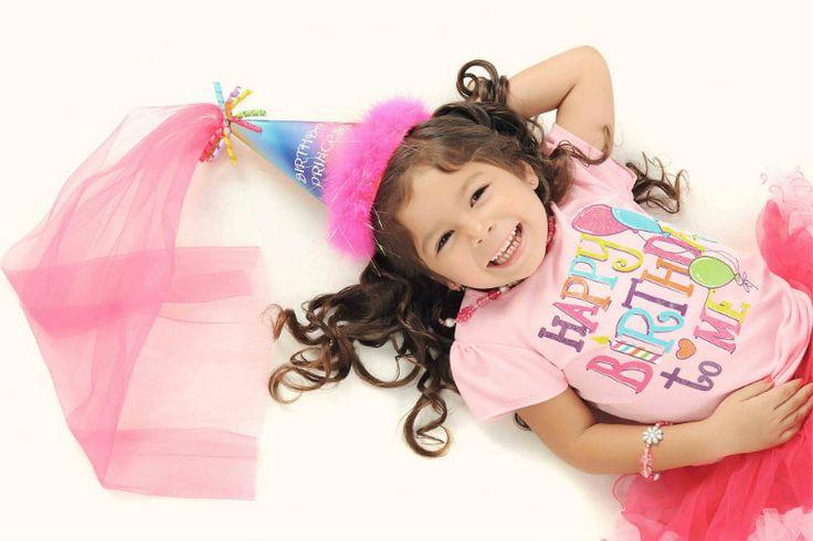 3 Yaş Kız Çocuk İçin Doğum Günü Kıyafet Önerileri - gigbi
