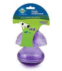 Alimentador para perros Busy Buddy Magic Mushroom de Pet Safe | pet n'GO