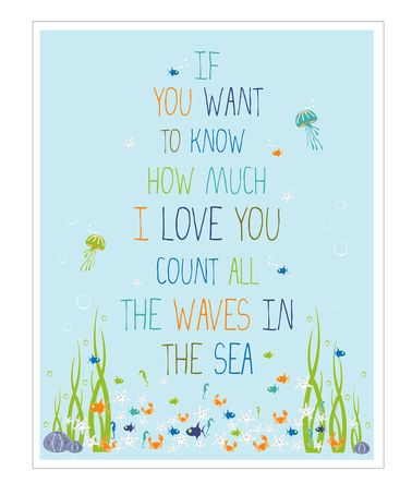 Creatures 'If You Want to Know' Giclée Print by Finny and Zook on #zulily