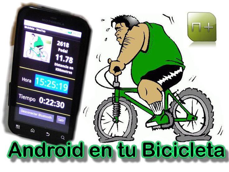 Un acelerómetro en tu pie (Bluetooth + Android) - App Inventor