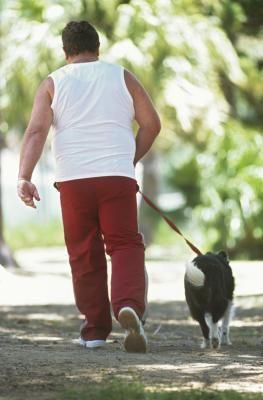 A Beginner's Walking Program for Obese People | LIVESTRONG.COM
