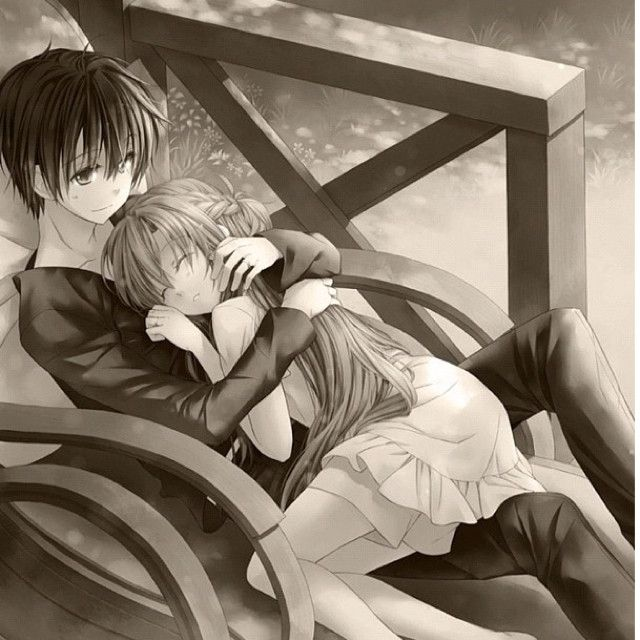 208 best images about Anime couples on Pinterest