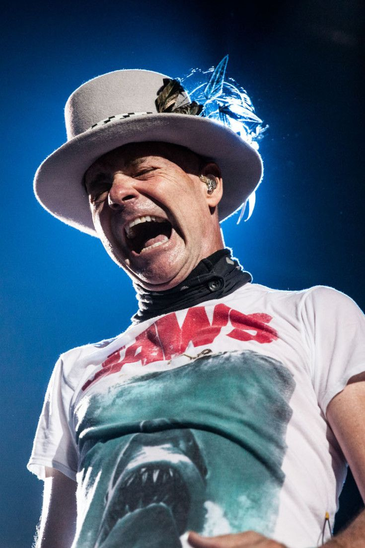 The Tragically Hip's Set List For The Aug. 20 Concert In Kingston