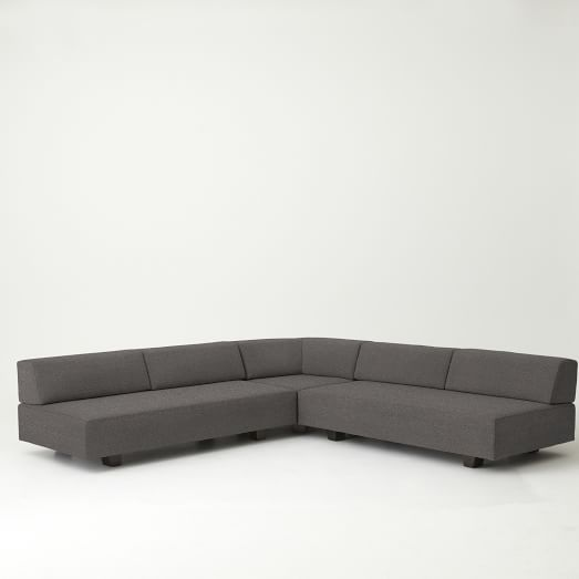 Tillaryr 8 piece sectional west elm and products for West elm tillary sectional sofa