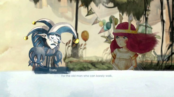 Child of Light - Rubella's Plight [PS4 Gameplay HD]
