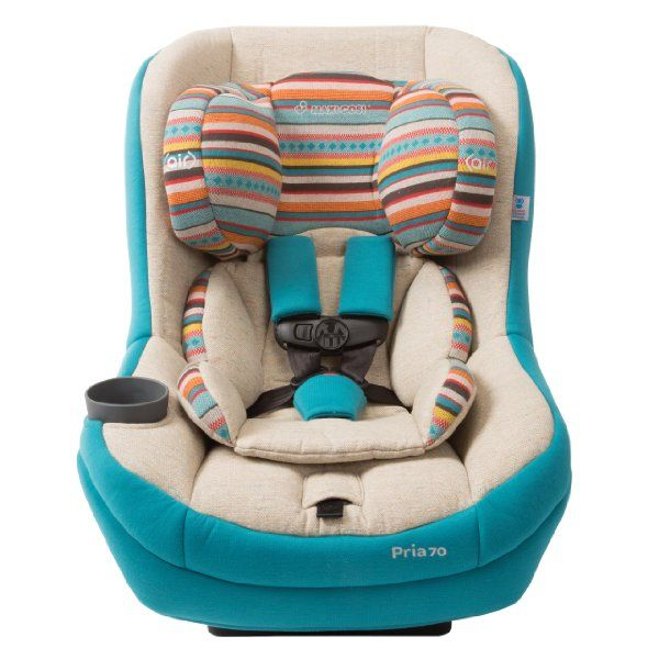 Maxi Cosi Pria 70 Convertible Car Seat, Bohemian Blue:Amazon:Baby  Olivia's convertible car seat for when she grows out of her infant car seat. ♡♡ Daddy ordered it yesterday!