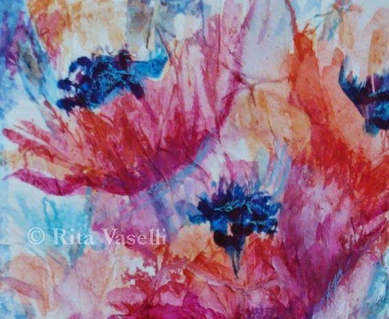 Rita Vaselli watercolors: UN NUOVO INIZIO / A NEW START