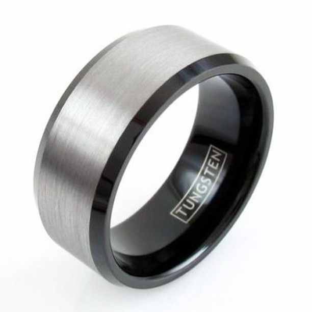 Pin On Tungsten Wedding Bands