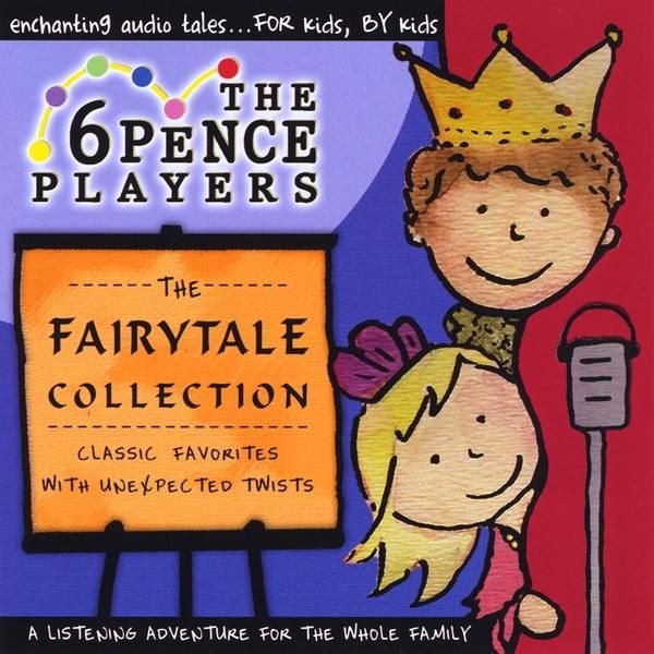 6 Pence Players - 6 Pence Players-Fairy Tale Collection