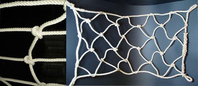 Spielnetz / Kletternetz in vielen Größen
