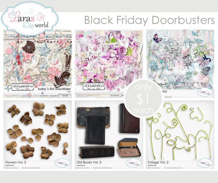 Lara´s Digi World - Digital Scrapbooking Designs