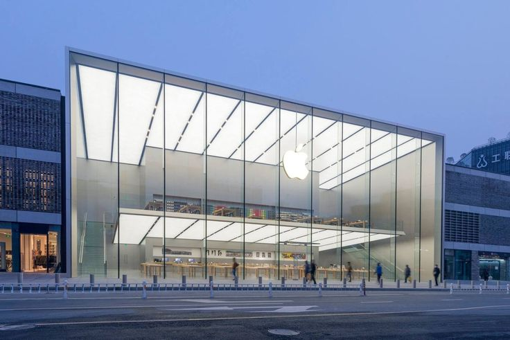 Apple Store In Hangzhou - Picture gallery