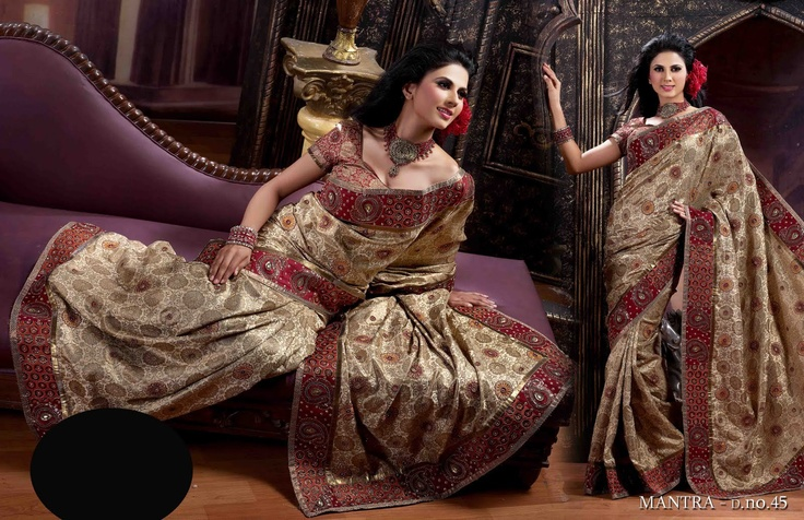 Royal Sarees For Your Royal Partners  Shop Online @ http://jugniji.com/sarees/royal-sarees/royal-sarees-1425.html