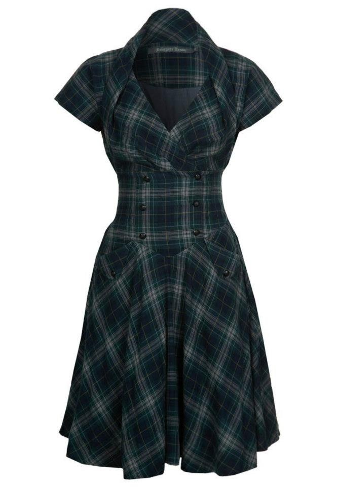203 best images about that rockin39 style on pinterest With robes ecossaises