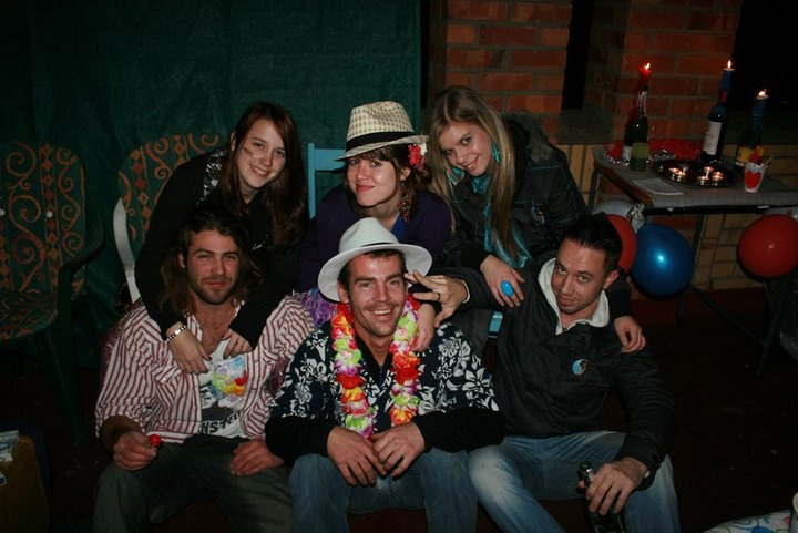 Mike's Mojito Madness party... :D memories...