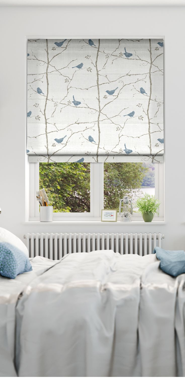 The romantic nature of the design makes it an excellent choice to carry a room all the way from a nursery for a new born to a bedroom fit for girly teen, or a spare room that's welcoming and full of charm.