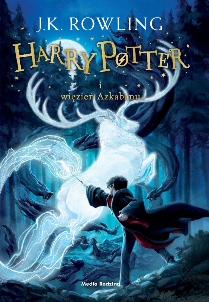 Harry Potter i więzień Azkabanu - Wydawnictwo Media Rodzina - Książki, Audiobooki, eBooki