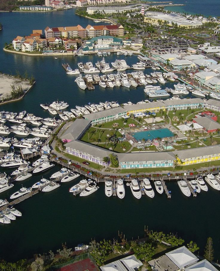 Port Lucaya Marina, Freeport, Bahamas