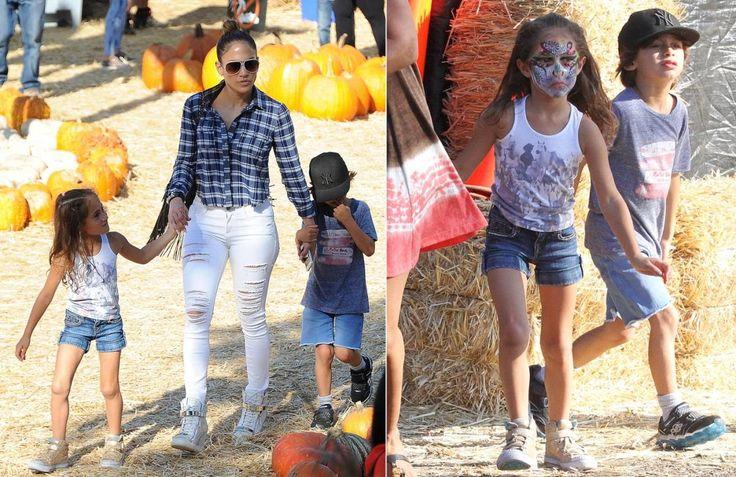 Jennifer Lopez Kids 2015  ► ►Most DISLIKED Video Ever!