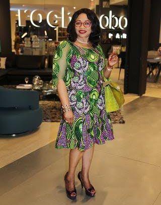 Mrs Folorunsho Alakija In Forbes List Of 100 Powerful Women Of 2016