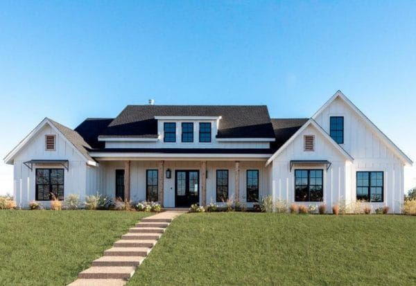 Chip and Joanna Gaines Just Built A New Home, And It's Charming As All Heck