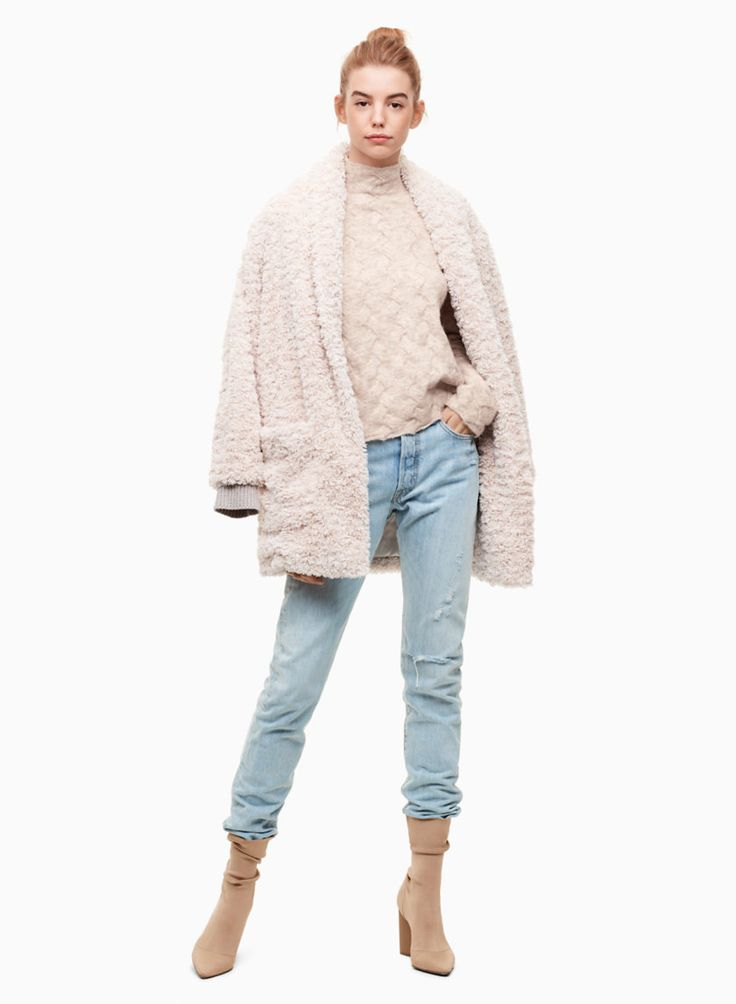 <p>A new twist on cable-knits</p>