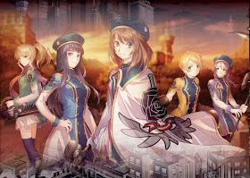 Dark Rose Valkyrie - PS4 Review
