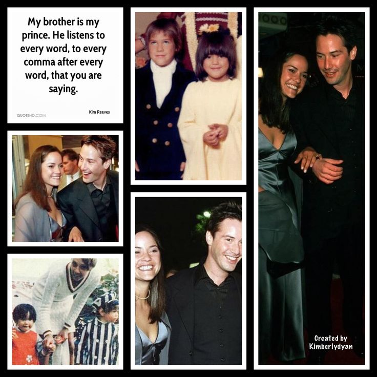 Keanu ♡♥ Reeves and Kim ♡♥ Reeves created by Kimberlydyan