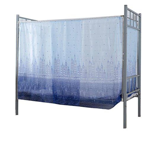 [Day Bed Ideas] Dormitory Mosquito Net,Elevin(TM) Encryption Nets 1.5 m Square Bunk Beds Student Dormitory Spread Blackout Curtains Mosquito Nets Party (Blue) * More details can be found by clicking on the image. #DayBed