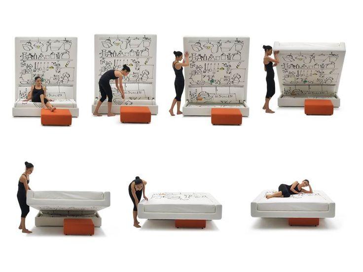 21 best transformable furniture - italian furniture & design