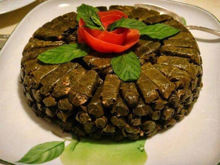Lebanese Food Recipes With Pictures